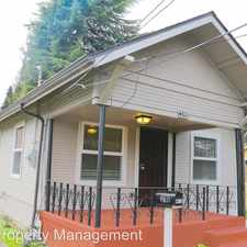Rental info for 4611 S Holden St in the Seward Park area