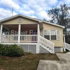 Rental info for 3709 Wiggins Leaf Street in the Tampa area