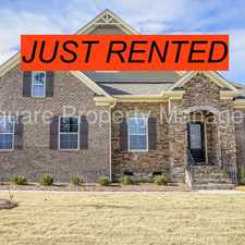 Rental info for JUST RENTED!