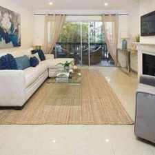 Rental info for 5112 Raintree Cir Culver City One BR, Beautiful and quiet condo