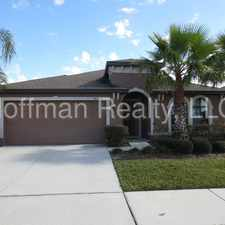 Rental info for 3/2/2 with Den single story home in Wimauma