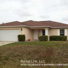 Rental info for 2904 44th Street SW in the 33936 area