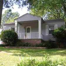 Rental info for 1618 N Fillmore in the Little Rock area