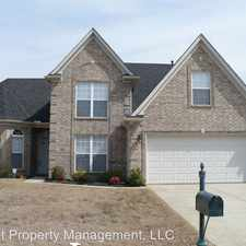 Rental info for 4984 Wemberley in the Memphis area