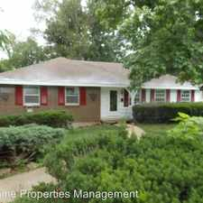 Rental info for 3601 southern hills,dr in the Kansas City area