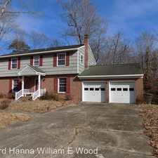 Rental info for 10 Poindexter Pl in the Newport News area