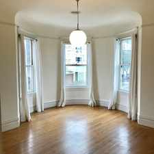Rental info for 1003 Castro Street in the San Francisco area