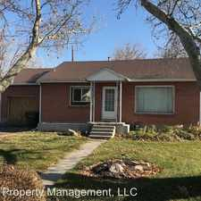 Rental info for 3321 S 3690 W in the West Valley City area