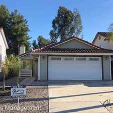 Rental info for 1754 S Mammoth Pl
