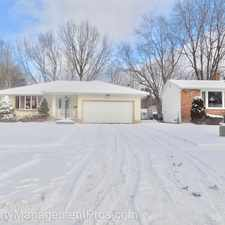 Rental info for 6521 Brookland Ave in the Solon area