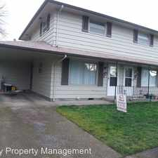 Rental info for 407 11th Ave SW