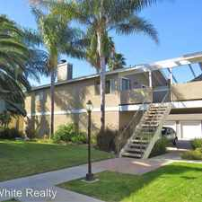 Rental info for 2424 Santa Ana Ave. #A201 in the 92660 area