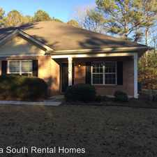 Rental info for 633 Senoia RD Unit B