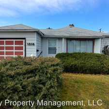 Rental info for 1310 S 10th Ave in the Yakima area