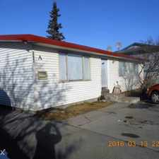 Rental info for 1716 Tamarra Circle A in the Anchorage area