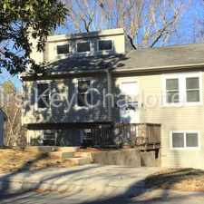 Rental info for 8500 Park Vista Circle Charlotte NC 28226 in the Charlotte area