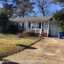 Rental info for 1200 Shore Rd in the Chesapeake area
