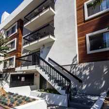Rental info for Sunset Formosa Apartments in the Los Angeles area