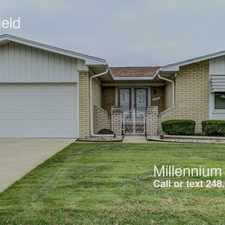 Rental info for 38923 Fairfield in the 48310 area