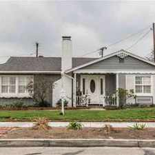Rental info for 6812 San Diego Drive Buena Park Five BR, PRIDE OF OWNERSHIP HOME