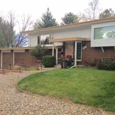 Rental info for $2999 3 bedroom House in Arapahoe County Littleton in the Littleton area