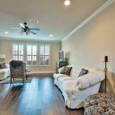 Rental info for $3500 2 bedroom Townhouse in Collin County Allen in the Plano area