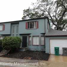 Rental info for 2719 Barry Pl. in the 94601 area