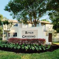 Rental info for 1845 River Crossing Cir Apt 12386-2 in the Austin area