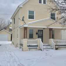 Rental info for 2832 E 125th in the Cleveland area