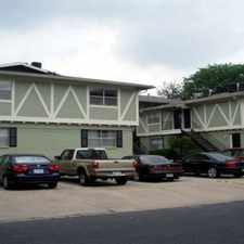 Rental info for 4306 AVENUE A Apt 12210-0 in the Austin area