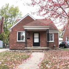 Rental info for 23105 Forest in the 48220 area