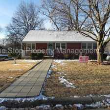 Rental info for Stylish 3 Bedroom, 1 1/2 bath in Independence. in the Kansas City area