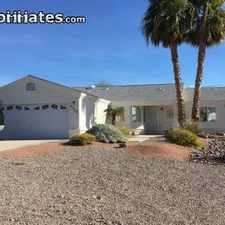 Rental info for Three Bedroom In Mohave (Bullhead City)