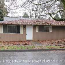 Rental info for 3213 Drummond Ave in the Portland area