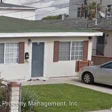 Rental info for 1106 W. 22nd Street in the Los Angeles area