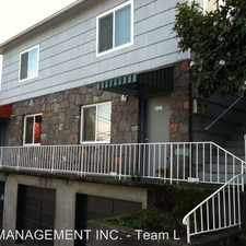 Rental info for 3400-3406 SW Kelly Ave., 0310-0318 Whitaker Ave in the Vancouver area