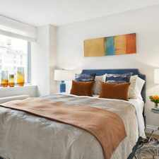 Rental info for E 26th St & Park Ave S in the New York area
