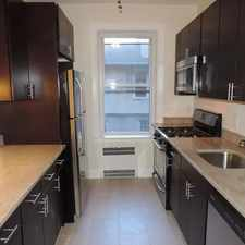 Rental info for 340 Fairmount Avenue in the Jersey City area