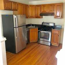 Rental info for 132 Wayne Street in the Jersey City area
