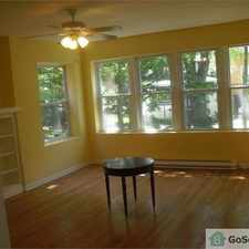 Rental info for *** BEAUTIFUL 3 BEDROOM UNIT - READY NOW FOR RENT ON MASSOSOIT *** in the Chicago area