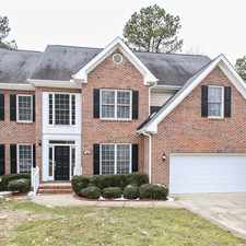 Rental info for 109 Hassellwood Drive in the Cary area