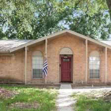 Rental info for 11215 Sagevale in the Houston area