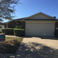 Rental info for 2411 Cardinal Elm Street