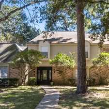 Rental info for 1903 Tucumcari Drive in the Houston area