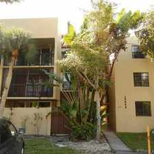 Rental info for 10855 Southwest 112th Avenue #215 in the Kendall area