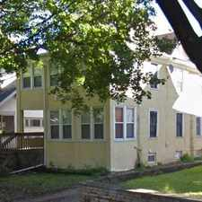 Rental info for 1024 15th Avenue Southeast in the Minneapolis area