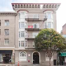 Rental info for 721 GEARY Apartments in the Tenderloin area