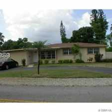 Rental info for WATERFRONT 3/2 HOUSE ON HUGE,PRIVATE FENCED LOT $2,400 MONTH *** SEE REMARKS & PHOTOS*** in the Fort Lauderdale area
