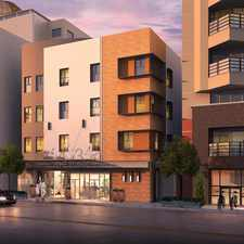 Rental info for The Studios Luxury Micro Apartments in the San Diego area