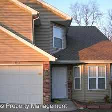 Rental info for 4901 W. Millbrook Dr. in the Columbia area